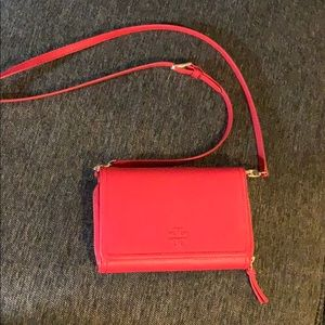 Crossbody Red Tory Burch Purse